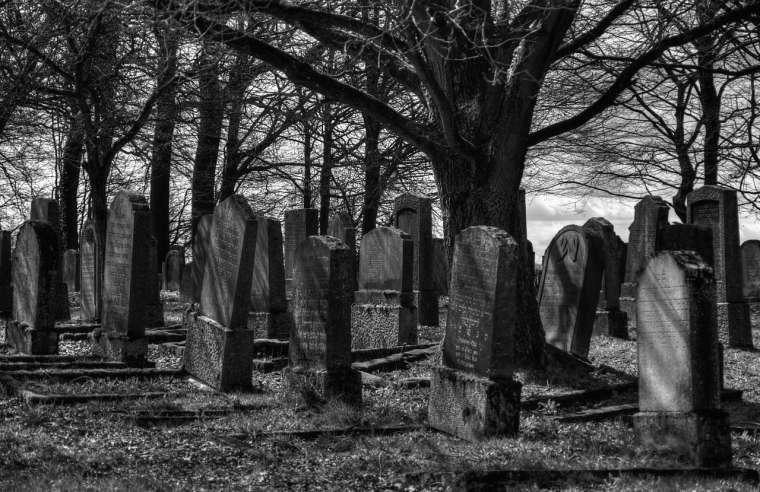 Friedhof - Ort der Ruhe und Stille