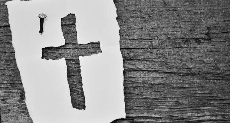 Kreuz mit Nagel, Kampf