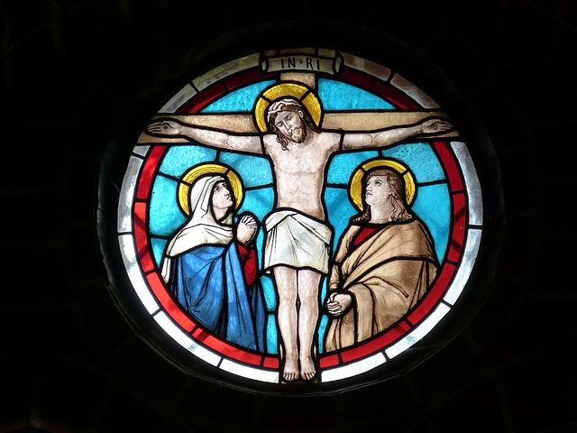 Profilbild - Trauermotiv - Jesus