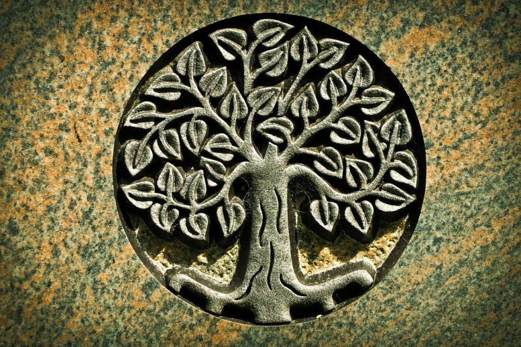 Profilbild - Trauermotiv - Lebensbaum